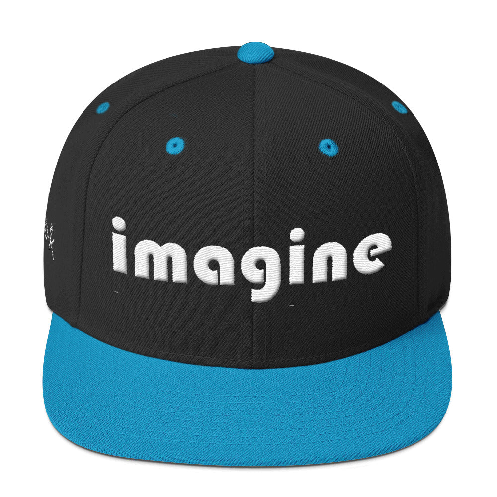 Red-K Apparel Imagine Snapback Hat