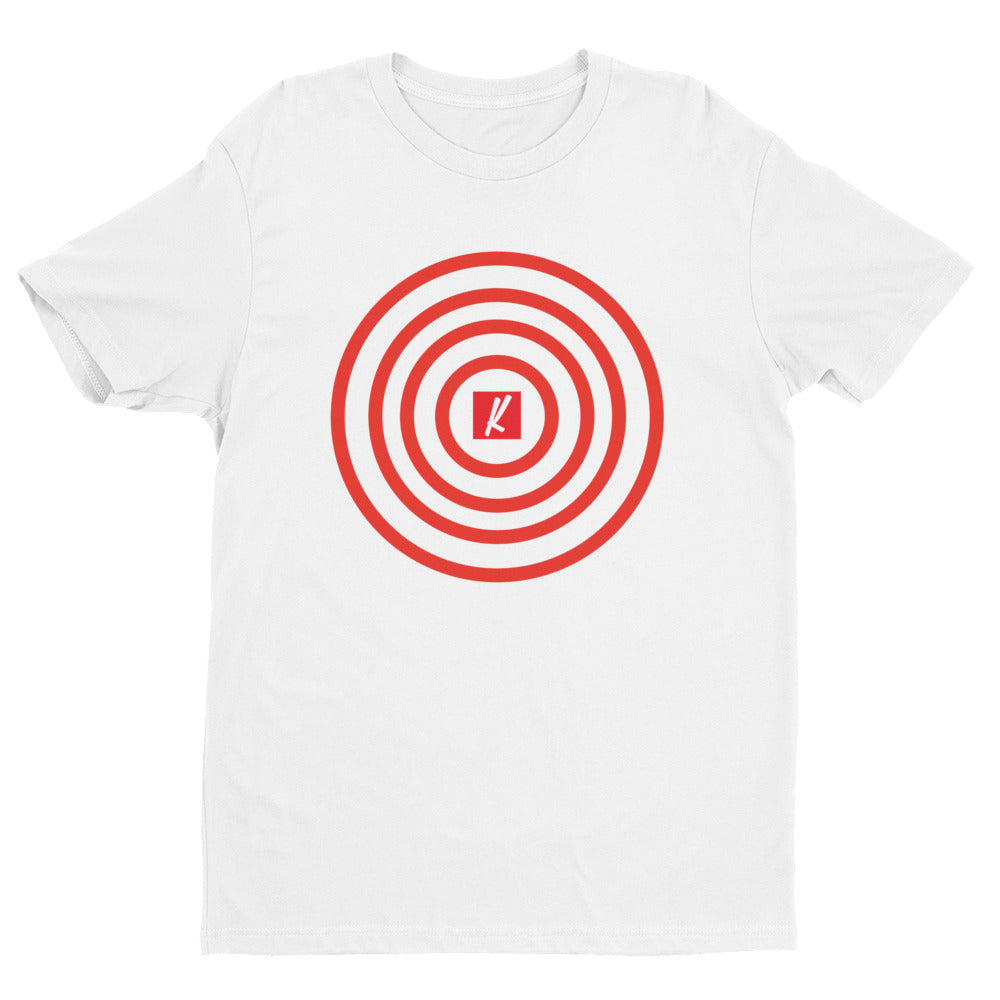 Bullseye Game On Adults Short-Sleeve T-Shirt