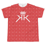 Royal K Wrapped Tee - Youth