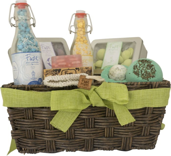 Bathing Goals - Gift Basket - Gift Basket