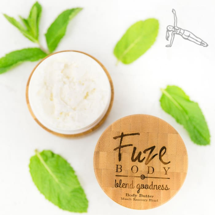 Body Butter - Muscle Recovery - Body