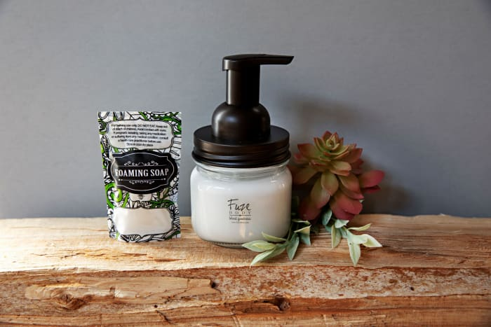 Foaming Essential Oil Hand Soap - Protect