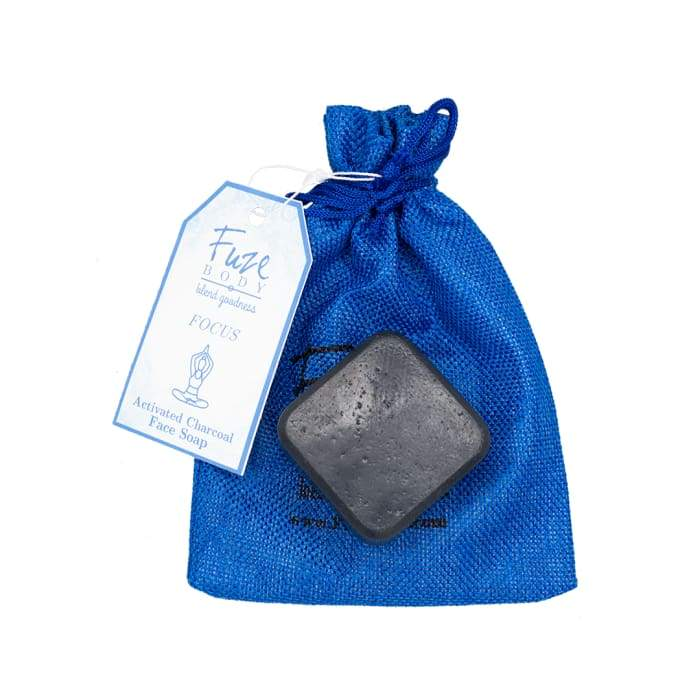 Focus Activated Charcoal Facial Soap