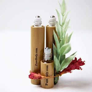 Frankincense - Wood Roll-On Pure Essential Oils