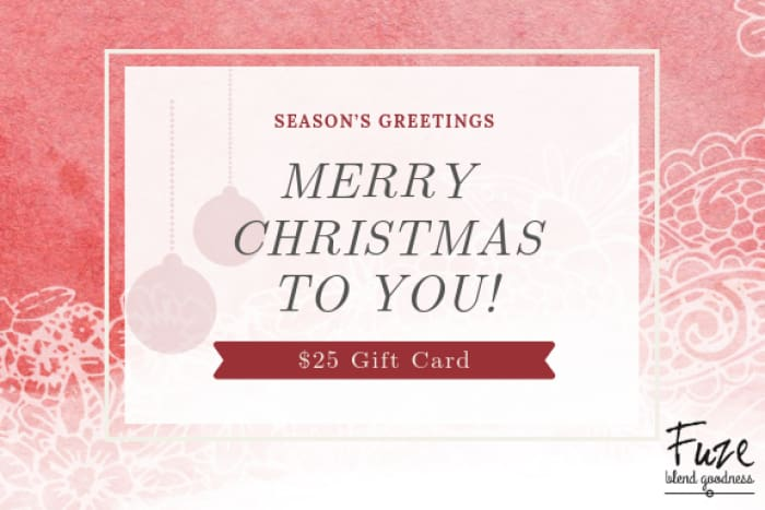 Gift Cards - $10.00 - Gift Card