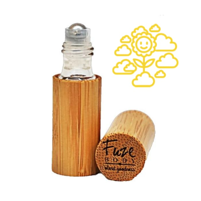 Joy Wooden Roll-On 5ml-10ml - 10ml no name engraving