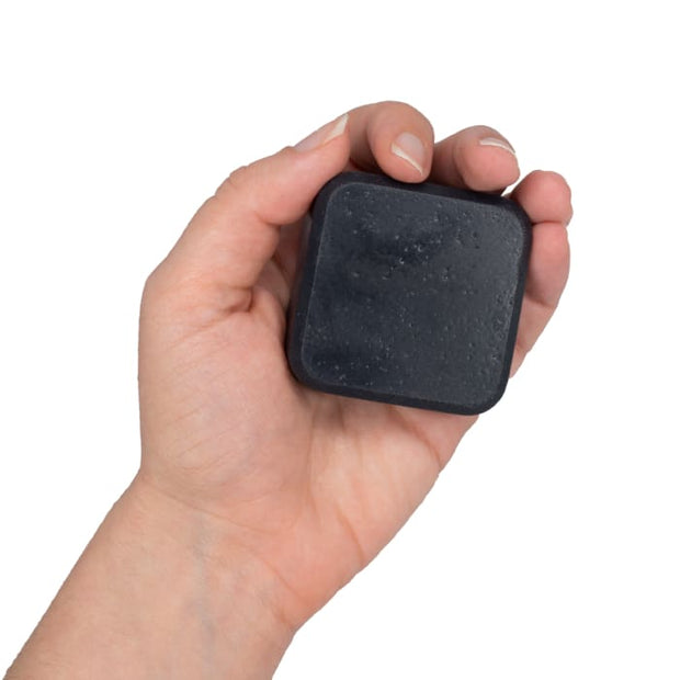 Monthly Comfort Activated Charcoal Facial Soap 1