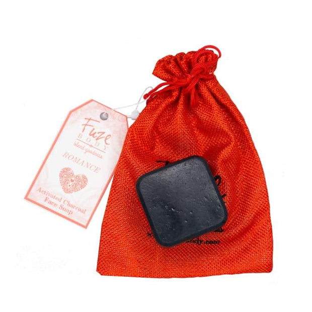Romance Activated Charcoal Facial Soap 1