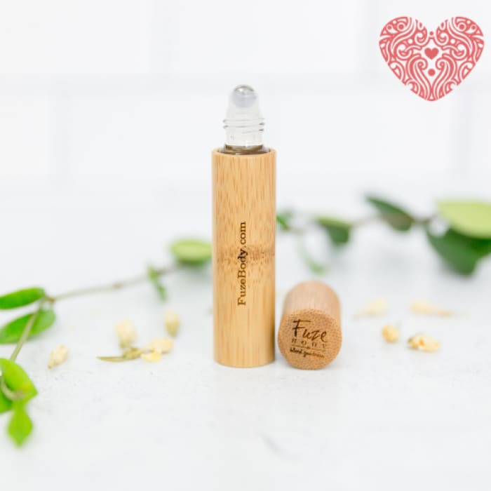 Romance - Wood Roll-On 5-10ml - 10ml no name engraving