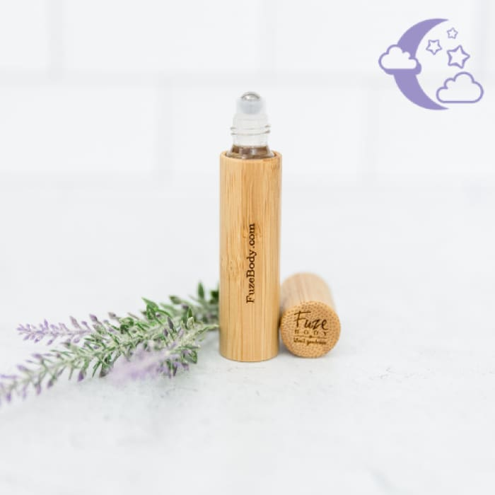 Sleep - Wooden Roll-On 5ml-10ml - 10ml