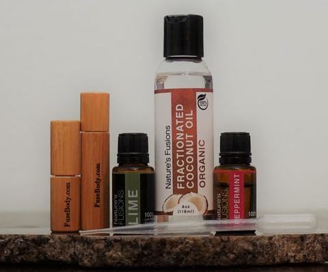 How to make your own essential oil roller