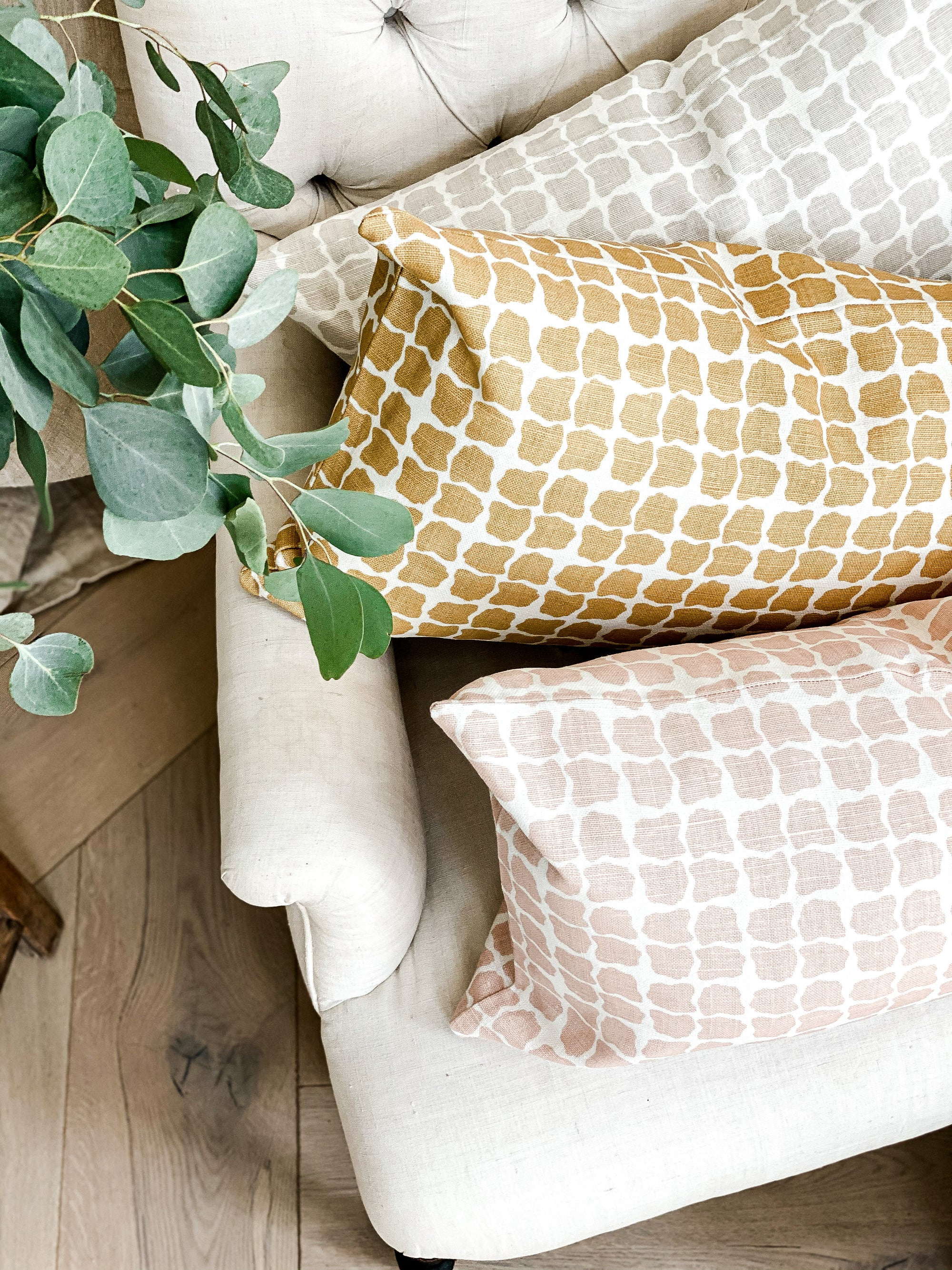 greige textiles + Collection six