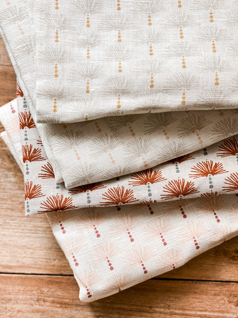 Nathalie Greige textiles made in USA made in California Linen