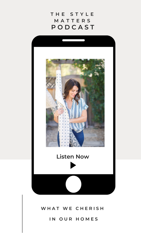 The Style matters podcast greige design greige textiles