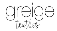 greige textiles is a micro batch textile line that is hand printed in California on only the finest Belgian linen.  Each pattern is hand drawn on paper and translated into print.  greige textiles crafts our line around the idea of living beautifully every