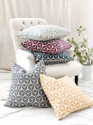 Tuile Pillows