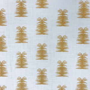 Imogene Fabric Wheat on Oyster