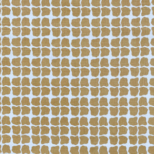 Hugh Fabric Wheat on Oyster