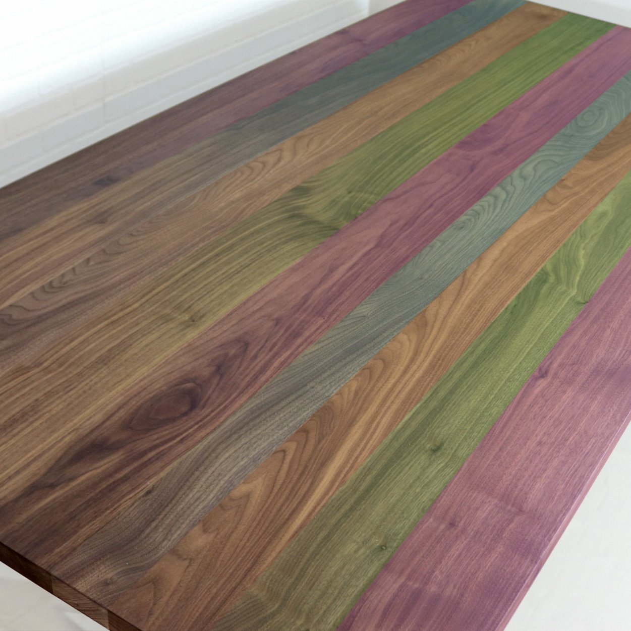 Why We Build Multi-Plank Table Tops