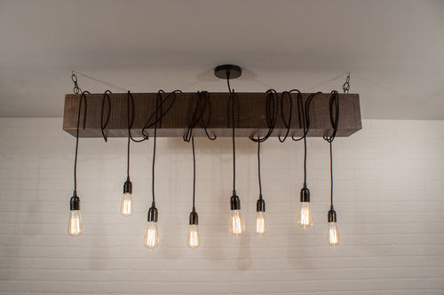 8 Pendant Beam Light