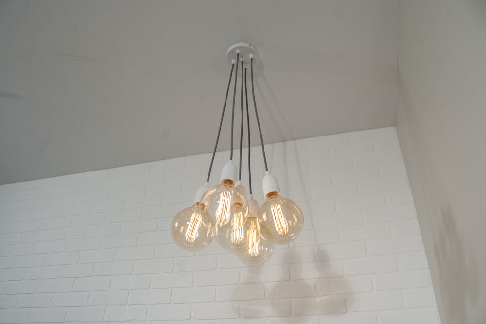 5 Pendant Cluster Light