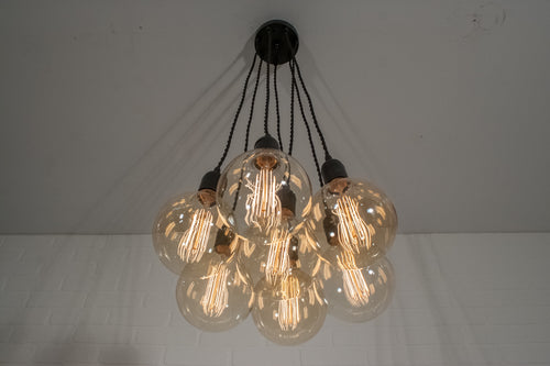 7 Pendant Cluster Light