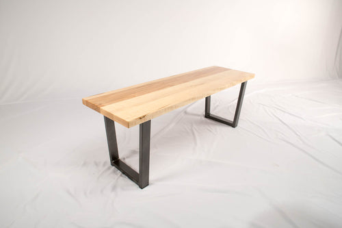 Maple Dining Bench
