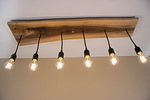 walnut board for lights