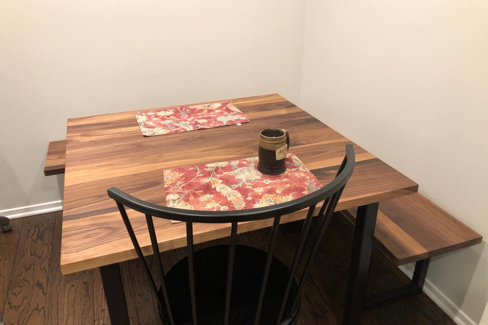 Walnut Dining Set
