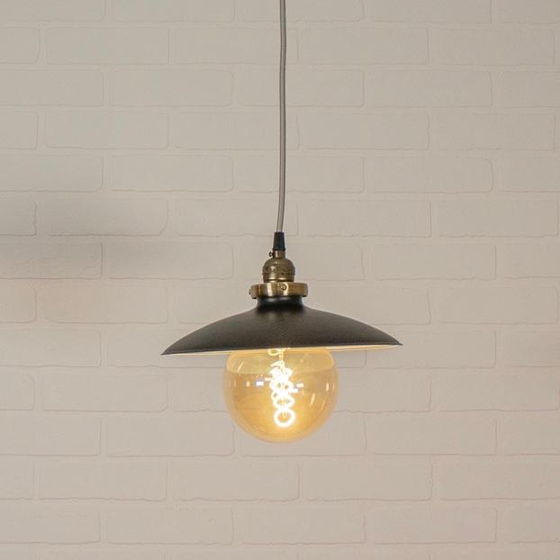 Antique Style Hanging Pendant Light - Loewen Design Studios