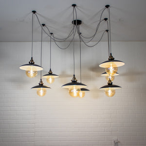 Antique Style Swag Light - Loewen Design Studios
