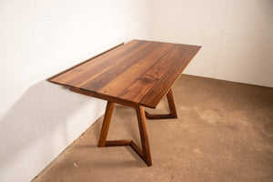 Dining Height Small Extension Table - Loewen Design Studios