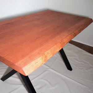 Live Edge Cherry Table - Loewen Design Studios