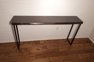 Maple Console Table - Loewen Design Studios