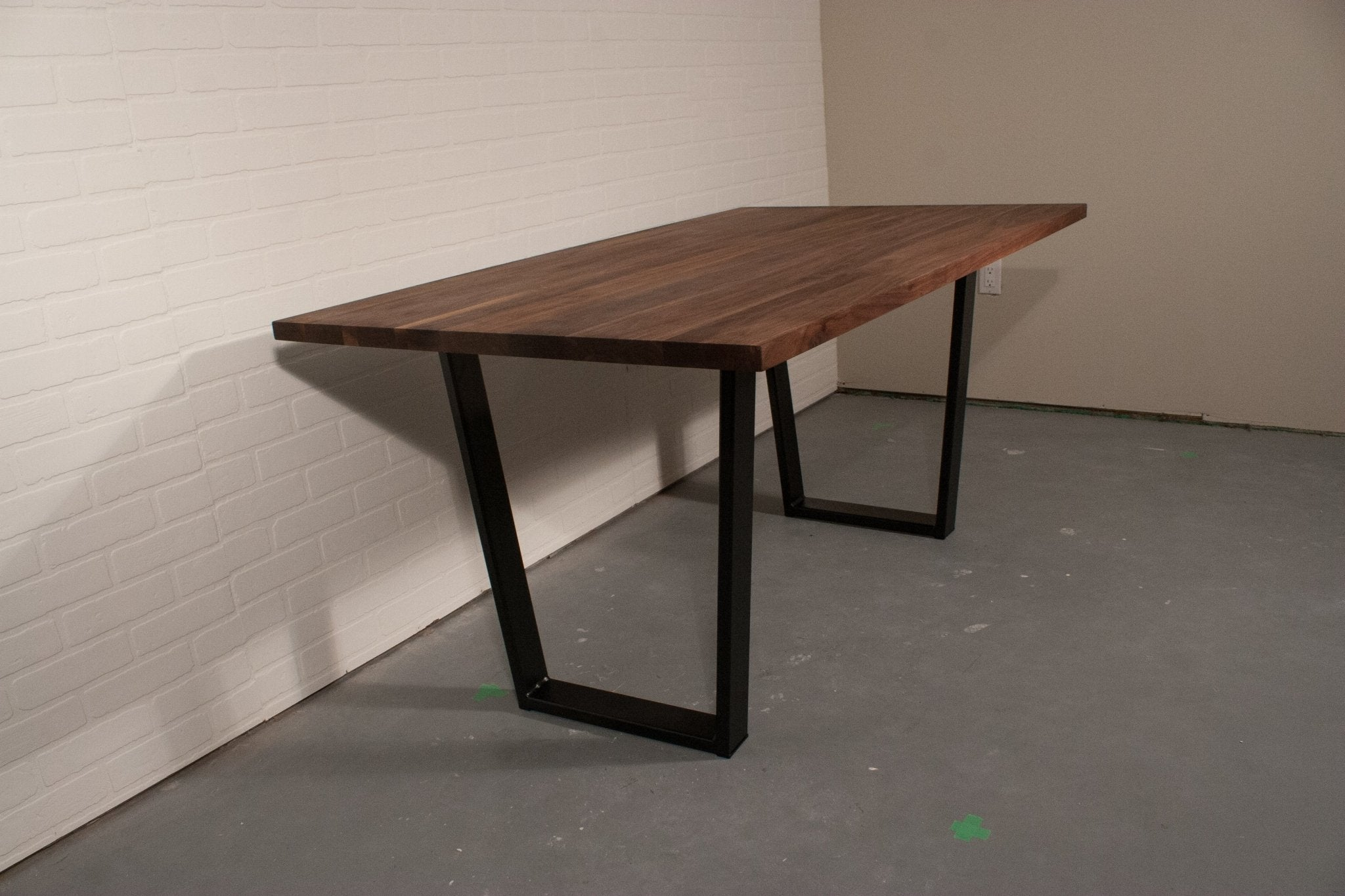 Natural Walnut Dining Table - Loewen Design Studios