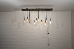 Plug In Dining Room Light - Loewen Design Studios