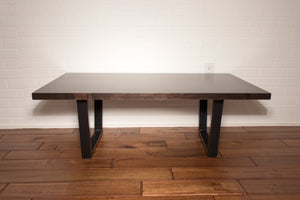 Solid Maple Coffee Table - Loewen Design Studios