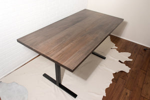 Solid Wood Desk - Loewen Design Studios