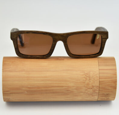 Better for Wood Polarized Bamboo Sunglasses with UV400 Lenses-Sunglasses-Bamboo Sunnies