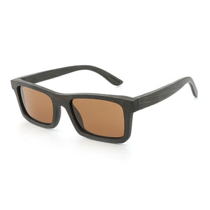 Better for Wood Bamboo Sunglasses with UV400 Polarized Lenses-Sunglasses-Bamboo Sunnies