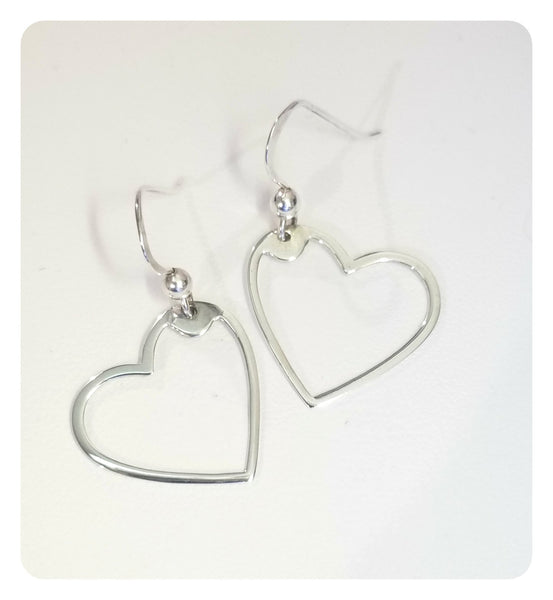 Cuteness Hearts Earrings