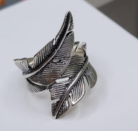 Feather of Freedom Ring