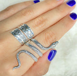 Serpentine Ring
