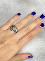 Vintage Leaves Ring
