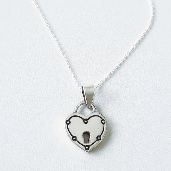 Lucky Love Locket Necklace