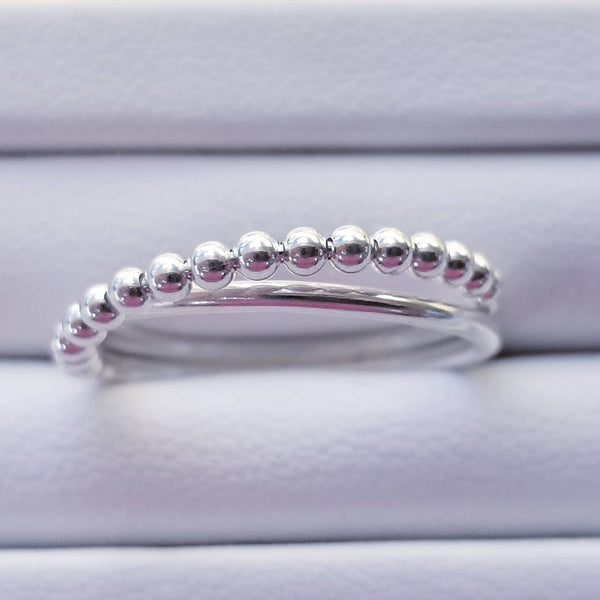 Double Stacky Ring