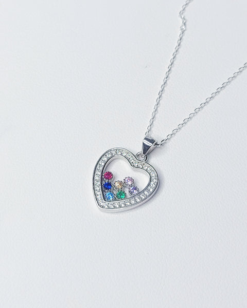 Beloved Cz Necklace