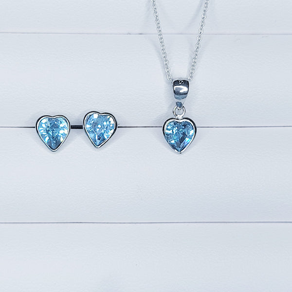 March Swarovski Set