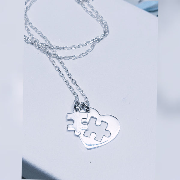 Sterling Silver Forever Love Necklace