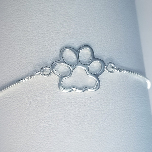 Lovely Dog Paw Bracelet